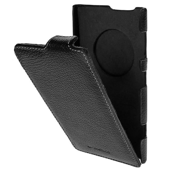 Melkco Jacka Type чехол для Nokia Lumia 1020, Blacknklu10lcjt1bklcЛегкий и удобный чехол Melkco Jacka Type для Nokia Lumia 1020 обеспечивает надежную защиту Вашего смартфона от ударов, царапин, пыли и грязи.