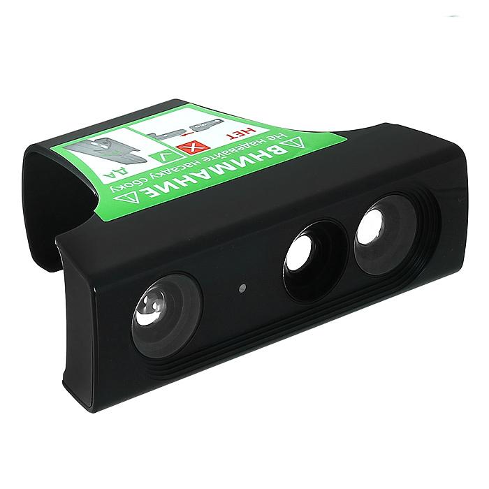 Крепление Super Zoom для KinectHHC-X010Аксессуар Super Zoom предназначен для сокращения расстояния, необходимого для комфортной игры с Kinect. Сокращает до 35 - 50% пространства, необходимого для игр Совместим со всеми программами и играми для Kinect Можно использовать для одного или двух игроков Легко защелкивается на Kinect, не вносит конструктивных изменений Не требует настройки, не нужны корректировки для ПО Стильно вписывается в защелки на Kinect сенсоре