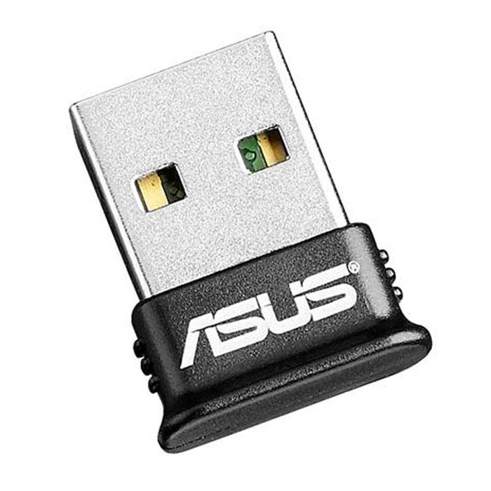 ASUS USB-BT400 Bluetooth адаптерUSB-BT400ASUS USB-BT400 - Bluetooth адаптер размером с монету, который позволяет наслаждаться работой наушников, клавиатуры, сотового телефона и других устройств благодаря Bluetooth подключению. Просто установите адаптер в свободный usb-порт. Внутренняя антенна обеспечивает непрерывную связь на расстоянии до 10 метров и максимальную скорость соединения - 3 Мбит/с! Поддержка Bluetooth 4.0 и обратная совместимость с устройствами стандартов Bluetooth 2.0/2.1/3.0 Подключение к множеству Bluetooth-совместимых устройств, включая компьютеры, принтеры, смартфоны, наушники, клавиатуры и т.д. Поддержка энергосберегающего стандарта Bluetooth Low Energy Сверхкомпактный форм-фактор