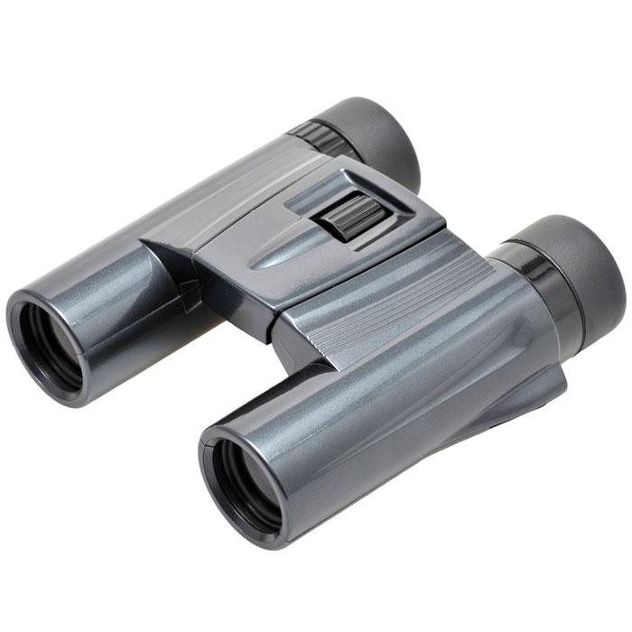 Kenko Ultra View 10x25 DH, Black бинокль5607Все бинокли Pastel серии ultraVIEW выполнены в новом современном дизайне и представлены богатой цветовой гаммой корпусов: красный, розовый, фиолетовый, серебряный, белый, чёрный. Данная линейка биноклей выгодно отличается не только стильным внешним видом, но и многофункциональностью применения в комбинации с улучшенными оптическими характеристиками. Основные характеристики биноклей Kenko ultraVIEW 10x25 Pastel: •Суперкомпактный и лёгкий (вес 285 г), диаметр объектива 25 мм •Многослойное просветление •Roof-призма из стекла BaK-4 обеспечивает чёткое и контрастное изображение с хорошей цветопередачей •Использование экологически чистых материалов •Большое увеличение - 10 крат Основное назначение бинокля KENKO ULTRA VIEW 10x25 DH (Black) Бинокль KENKO ULTRA VIEW 10x25 DH (Black) прекрасно подойдёт для проведения любительских наблюдений при достаточном уровне освещённости (дневное время суток, ранние сумерки). Вы сможете наблюдать за...