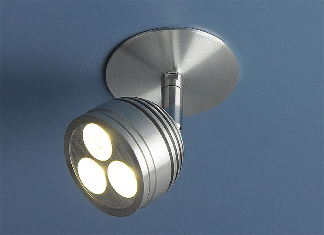 Встраиваемый светильник Elektrostandard 8803 LED хромa030357