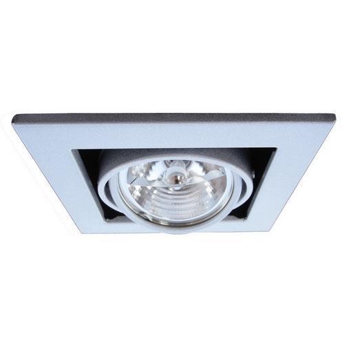 Встраиваемый светильник ARTELamp Topic A5930PL 1SIA5930PL-1SI