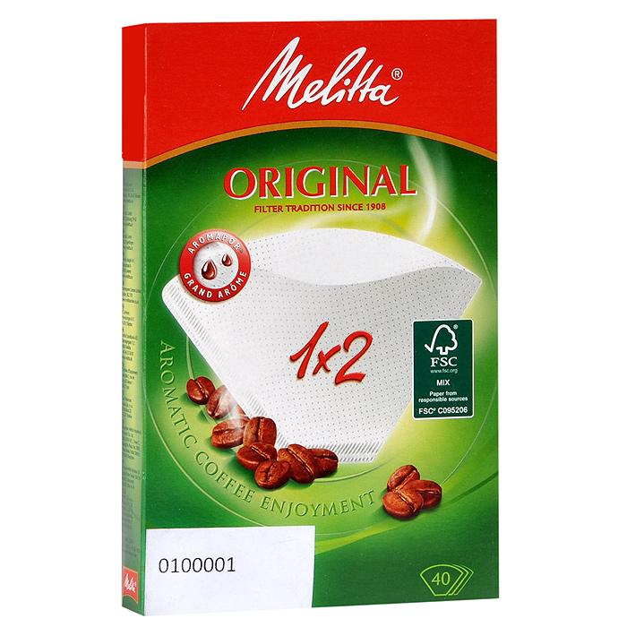 Melitta Original, White фильтры для заваривания кофе, 1х2/400100001Оригинальные бумажные фильтры Melitta Original 1x2 натурального белого цвета. Откройте для себя сбалансированный и еще более насыщенный вкус кофе с помощью бумажных фильтров для кофе Original с технологией Aromapor. Арома-поры теперь разделены на 3 арома-зоны, каждая с разным количеством перфораций. Это позволяет бумажным фильтрам для кофе Original быть частью приготовления отличного кофе. Размер: 1х2 Высочайшая степень фильтрации Чрезвычайно прочный двойной шов
