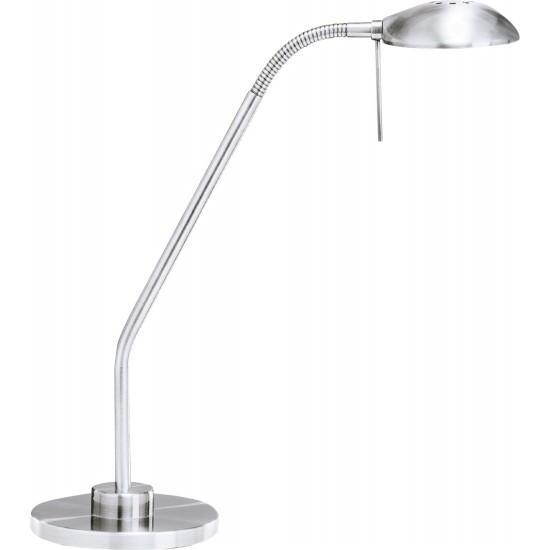 Настольный светильник ARTELamp Flamingo A2250LT 1SSA2250LT-1SS