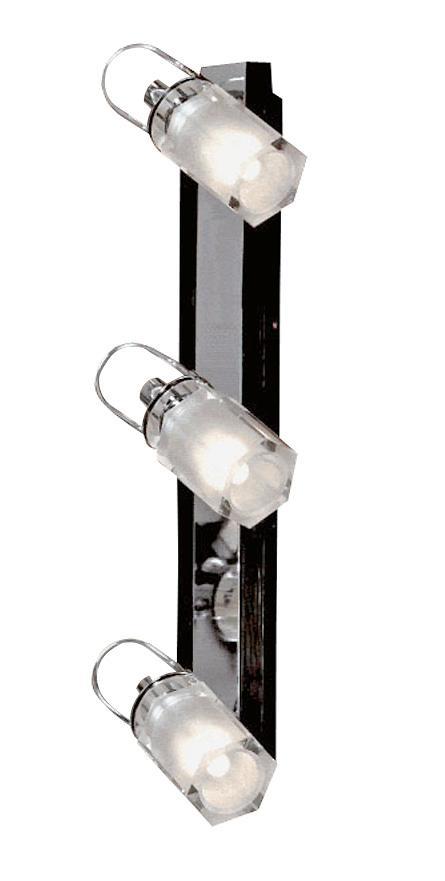Настенно-потолочный светильник Lussole Abruzzi LSL-7901 03LSL-7901-03Споты – это один или несколько светильников, расположенных на одном основании, и свободно крепящиеся не только на потолок, но и на стену. Главная особенность спотов в том, что они могут поворачиваться относительно своего основания в разные стороны, обеспечивая более эффективное и целенаправленное освещение различных зон. Споты позволяют создать «зональное» освещение разных частей комнаты. Настенные и потолочные споты на кухне одновременно хорошо осветят и зону приготовления пищи, и обеденную зону.