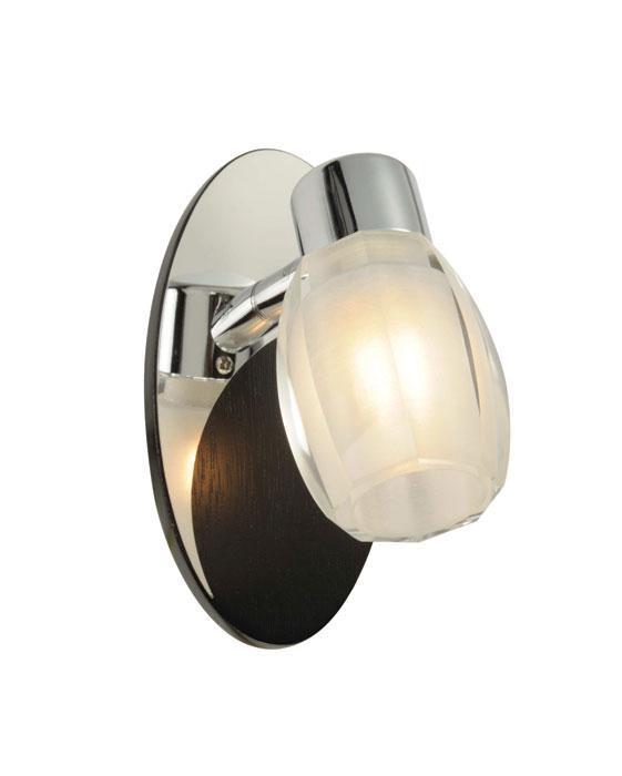 Бра ST Luce SL571 701 01SL571.701.01Спот SL571.701.01 - выполнен в классическом стиле. Для изготовления этой модели были использованы высококачественные материалы, такие как металл и стекло. Световой поток, направленный вниз, не создает теней и дает хорошее яркое освещение вашей комнаты.