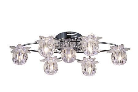Потолочный светильник ST Luce SL204 102 07SL204 102 07Светильник SL204.102.07 - это красивый и оригинальный светильник, который поможет создать в доме неповторимую атмосферу тепла и комфорта. Данная модель изготовлена из высококачественных материалов, благодаря чему светильник прослужит длительный срок, а его элегантная форма подойдет для любого интерьера.