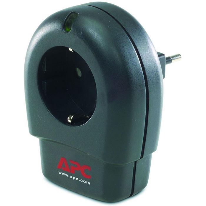 APC P1-RS Essential SurgeArrest сетевой фильтрP1-RSAPC P1-RS Essential SurgeArrest - компактный сетевой фильтр на одну розетку. Оснащён светодиодной индикацией исправности защиты и заземления. Без кабеля Защита от перегрузки по току Максимальное напряжение 250 В Корпус из огнестойкого пластика