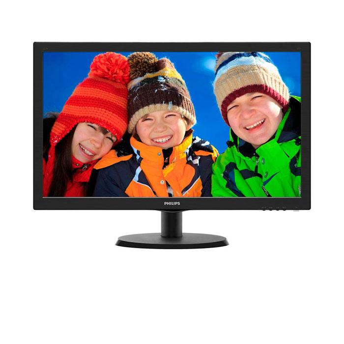 Philips 223V5LSB (00/01), Glossy Black монитор223V5LSBОцените яркое и реалистичное светодиодное LED-изображение и стильный глянцевый корпус. С функцией SmartControl Lite. Philips 223V5LSB (00/01) - выбор очевиден! Простая настройка характеристик дисплея с помощью SmartControl Lite: SmartControl Lite - программное обеспечение нового поколения для управления монитором с поддержкой 3D изображения. Графический интерфейс позволяет пользователю выполнять тонкую настройку различных параметров монитора, таких как Цвет, Яркость, Калибровка экрана, Multi-media, Управление идентификатором и т. д. с помощью мыши. SmartContrast: для насыщенных оттенков черного: SmartContrast - технология Philips, которая анализирует отображаемый контент и автоматически настраивает цвета и интенсивность подсветки для динамичного улучшения контраста. Тем самым обеспечивается оптимальный уровень контрастности и наилучшее качество цифрового изображения, а также большая насыщенность темных оттенков, что особенно важно во время...
