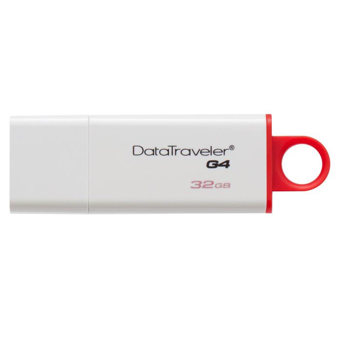 Kingston DataTraveler G4 32GB USB-накопитель DTIG4/32GB
