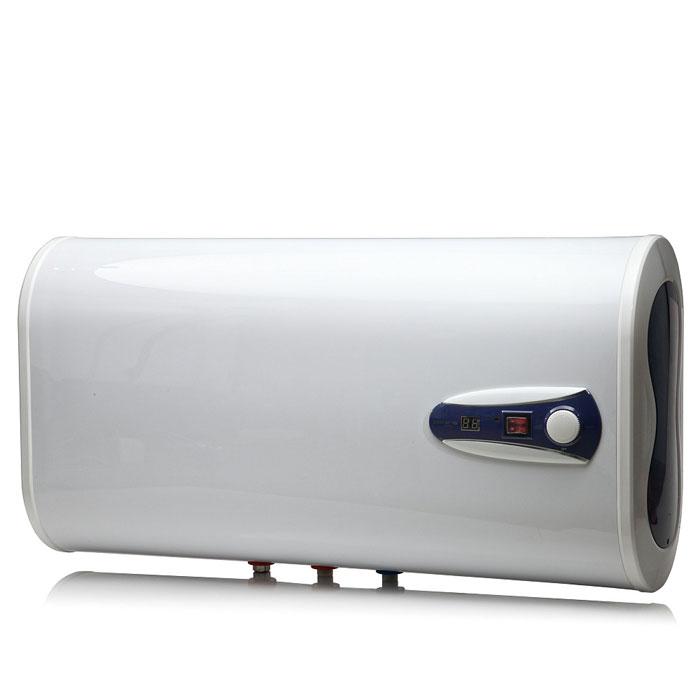 Polaris FDRS-50H водонагреватель3629Polaris FDRS-H - это электрический накопительный водонагреватель с горизонтальным расположением, предназначенный для обеспечения горячего водоснабжения квартир, дач, бань и других бытовых помещений. Дизайн модели продуман до мелочей – глубина водонагревателя составляет всего 225-270 мм (в зависимости от объема), в результате чего даже 100-литровый водонагреватель может быть размещен в самой небольшой ванной комнате. Одна из основных особенностей данного водонагревателя - это устройство защитного отключения (УЗО) - система безопасности, гарантирующая 100% защиту от удара током. Водонагреватель оснащен удобным и информативным дисплеем с электронным управлением, двумя медными нагревателями с никелевым покрытием и надежным баком из нержавеющей стали. Подобные решения сделали серию FDRS одной из самых популярных и востребованных.