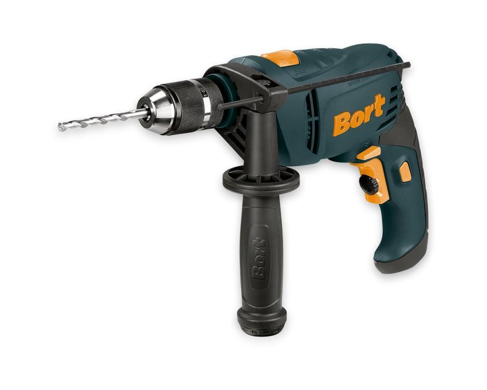 Дрель ударная Bort BSM-900U-QBSM-900U-Q