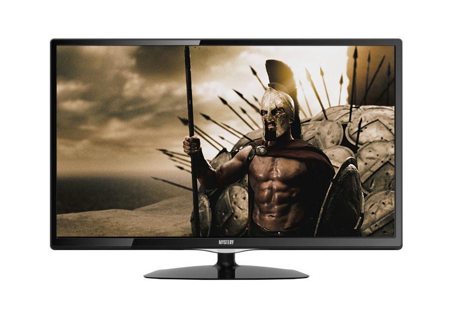 Mystery MTV-3229LTA2 телевизорMTV-3229LTA2 blackLED телевизор Mystery MTV-3229LTA2Тонкий и стильный Mystery MTV-3229LTA2 сделает часы Вашего отдыха еще приятнее.Большой экран в 32 дюймаБольшой экран в 32 дюйма и узкая черная рамка создают ощущение полной невесомости телевизора. Отличное изображениеMystery имеет хорошее разрешение (1366x768) и высокую контрастность, которые позволят Вам наслаждаться четкой, реалистичной картинкой и яркими насыщенными цветами видео.Еще больше мультимедиа-возможностей!USB-разъем телевизора даст возможность воспроизводить видео и музыку прямо с USB носителей, а HDMI-разъем позволит подключать игровую приставку, домашний кинотеатр или Blu-ray плеер. Доступ в интернетБлагодаря наличию порта Ethernet (LAN) Вы сможете подключаться к сети Интернет. Можно использовать как мониторНаряду со всеми основными достоинствами, время отклика у этого телевизора всего лишь 6,5 мс. Такое быстродействие позволит Вам подключать к телевизору компьютер и пользоваться Mystery как монитором.