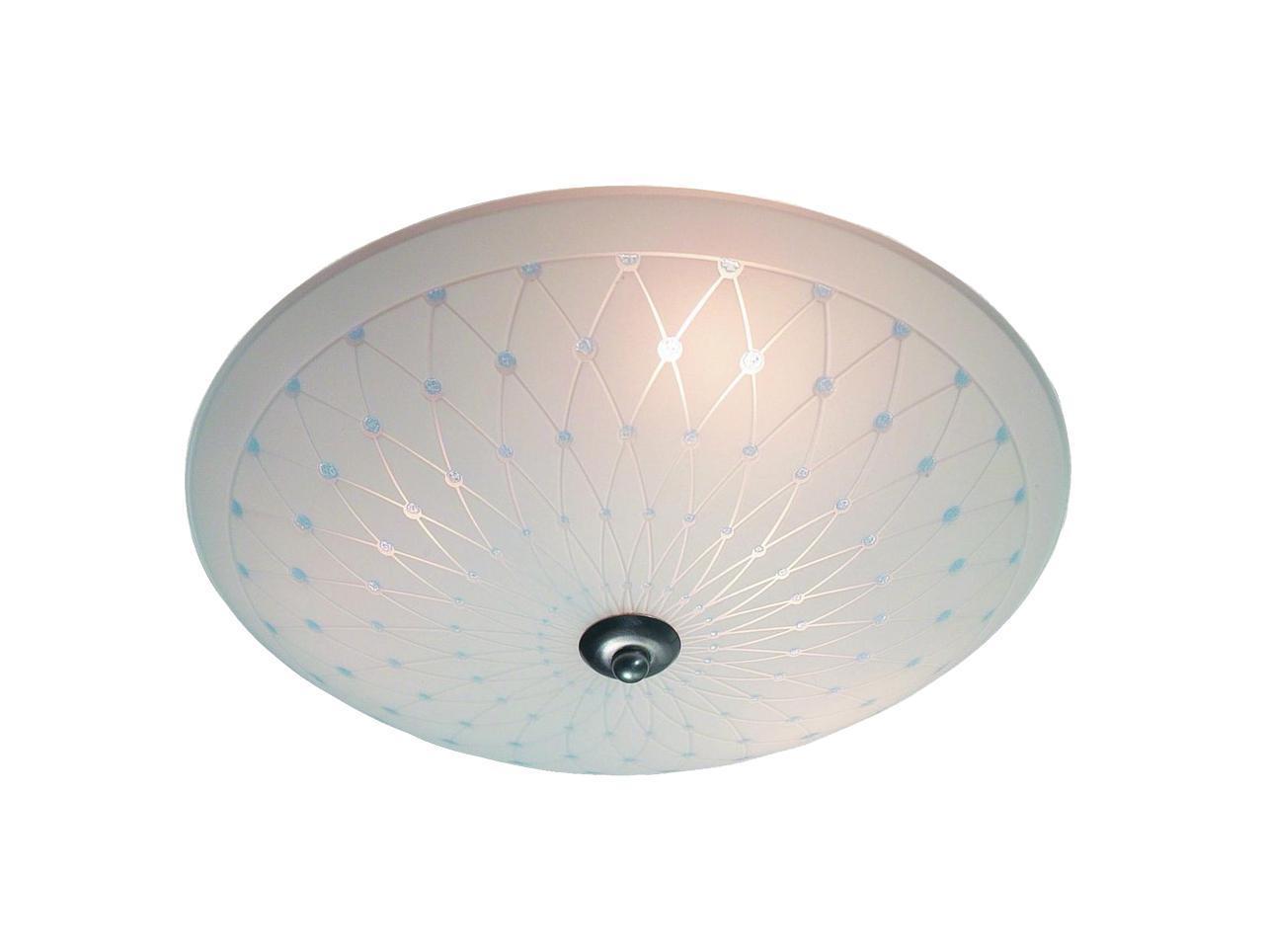 Настенно-потолочный светильник MarkSLojd BLUES 175512-495512175512-495512175512-495512 Светильник настенно-потолочный, BLUES, хром, матовое-голубое стекло, E14 3*40WW