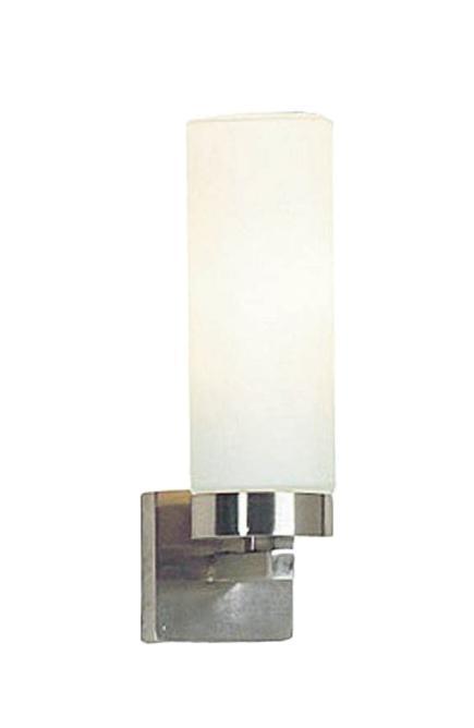 Бра MarkSLojd STELLA 234744-450712234744-450712234744-450712 Светильник настенный, STELLA, хром-белое стекло, E14 1*40WW