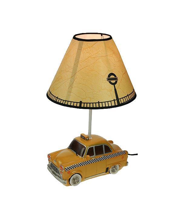 Декоративный светильник Win Max Ent. Ретро авто 25*25*41 см.27070Светильник Ретро авто 25*25*41 см Материал: полистоун, эл. металла; цвет: жёлтый; размеры: 25*25*41