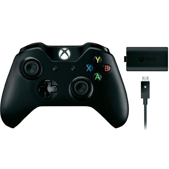 Беспроводной геймпад для Xbox One + аккумулятор + зарядкаEX7-00007