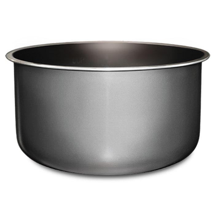 Redmond RB-C500 чаша для мультиваркиRB-C500Redmond RB-C500 - 5-литровая чаша для мультиварок. Керамическое покрытие данного изделия более устойчиво к механическим воздействиям, чем тефлоновое или его аналоги. Пища, приготавливаемая в такой чаше, не пригорает, равномерно прожаривается и тушится, не теряя своих вкусовых и полезных качеств. Вы можете также успешно использовать данную емкость для приготовления блюд в духовом шкафу. Чашу можно без проблем мыть как под краном, так и в посудомоечной машине.