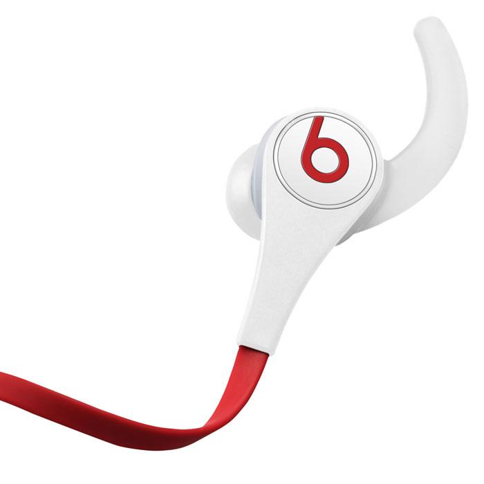 Beats Tour, White наушники900-00087-03Beats Tour с дизайном от Dr. Dre. - это высококачественные вставные наушники, которые позволят вам наслаждаться качественным звучанием композиций. Они имеют функцию ControlTalk, с помощью которой вы сможете управлять воспроизведением треков, регулировать громкость, переключать композиции и использовать их в качестве гарнитуры - ведь наушники имеют встроенный микрофон, который обеспечит кристально чистый звук при разговоре с собеседником. В комплекте имеется 7 пар вкладышей, которые обеспечат идеальную посадку в ушах, а значит - минимизирует внешние шумы и позволит глубже погрузиться в музыку. Наушники совместимы с устройствами с разъемом 3,5 мм.