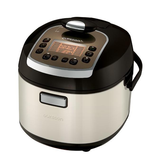Oursson MP5010PSD/IV, Ivory мультиваркаMP5010PSD/IV IvoryБренд Oursson – специалист по кулинарным инновациям. Мы искренне хотим сделать питание современных семей вкусным, полезным и с минимальными временными затратами.