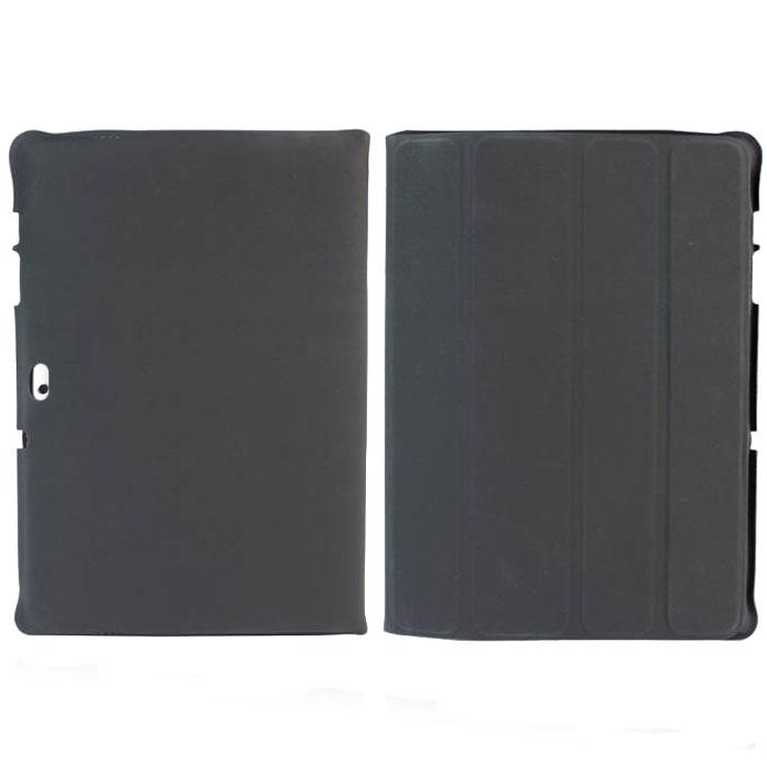 IT Baggage Slim чехол для Samsung Galaxy Tab 2 10.1, BlackITSSGT1027-1Чехол IT Baggage Slim для Samsung Galaxy Tab 2 10.1- это стильный и лаконичный аксессуар, позволяющий сохранить планшет в идеальном состоянии. Надежно удерживая технику, обложка защищает корпус и дисплей от появления царапин, налипания пыли. Также чехол IT Baggage Slim для Samsung Galaxy Tab 2 10.1 можно использовать как подставку для чтения или просмотра фильмов. Имеет свободный доступ ко всем разъемам устройства.
