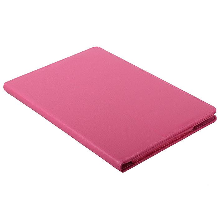 IT Baggage чехол для Asus MeMO Pad 10.1 ME102A, PinkITASME102-3Чехол IT Baggage для Asus MeMO Pad 10.1 ME102A - это стильный и лаконичный аксессуар, позволяющий сохранить планшет в идеальном состоянии. Надежно удерживая технику, обложка защищает корпус и дисплей от появления царапин, налипания пыли. Также чехол IT Baggage для Asus MeMO Pad 10.1 ME102A можно использовать как подставку для чтения или просмотра фильмов. Имеет свободный доступ ко всем разъемам устройства.