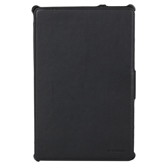IT Baggage чехол-мультистенд для Sony Xperia Tablet Z 10.1, BlackITSYXZ04-1IT Baggage для Sony Xperia Tablet Z 10.1 - чехол-мультистенд, обладающий жесткой подосновой, которая максимально защитит ваш планшет от ударов и повреждений. Выполнен из искусственной кожи, которая обеспечивает деликатную защиту дисплея. Кроме того, на ней имеется несколько граней, с помощью которых плоскость может изгибаться, превращаясь в удобную подставку.