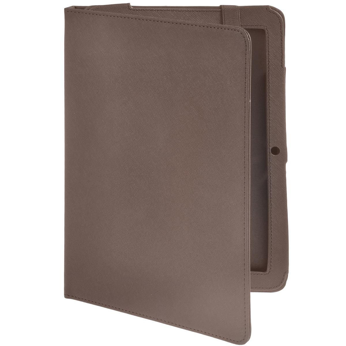 IT Baggage поворотный чехол для Acer Iconia Tab A3, BrownITACA31-2Поворотный чехол IT Baggage для Acer Iconia Tab A3 - это стильный и лаконичный аксессуар, позволяющий сохранить планшет в идеальном состоянии. Надежно удерживая технику, обложка защищает корпус и дисплей от появления царапин, налипания пыли. Также чехол IT Baggage для Acer Iconia Tab A3 можно использовать как подставку для чтения или просмотра фильмов. Имеет свободный доступ ко всем разъемам устройства.