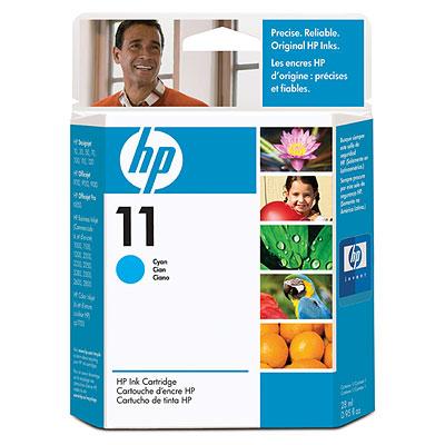 HP C4836AE (11), cyanC4836AEСерия HP 11 – это раздельные одноцветные картриджи со встроенными интеллектуальными датчиками. Эти картриджи являются основой модульной системы подачи чернил НР, обеспечивая формирование сверхмалых капель чернил для достижения исключительно высокого качества и скорости печати.
