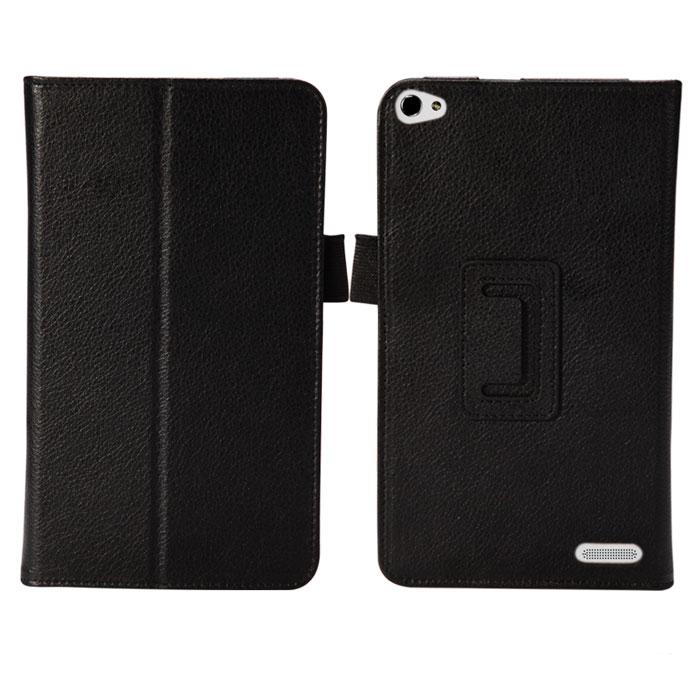 IT Baggage чехол для планшета Huawei Media Pad X1 7, BlackITHX1702-1Чехол IT Baggage для планшета Huawei Media Pad X1 7 - это стильный и лаконичный аксессуар, позволяющий сохранить планшет в идеальном состоянии. Надежно удерживая технику, обложка защищает корпус и дисплей от появления царапин, налипания пыли. Имеет свободный доступ ко всем разъемам устройства.