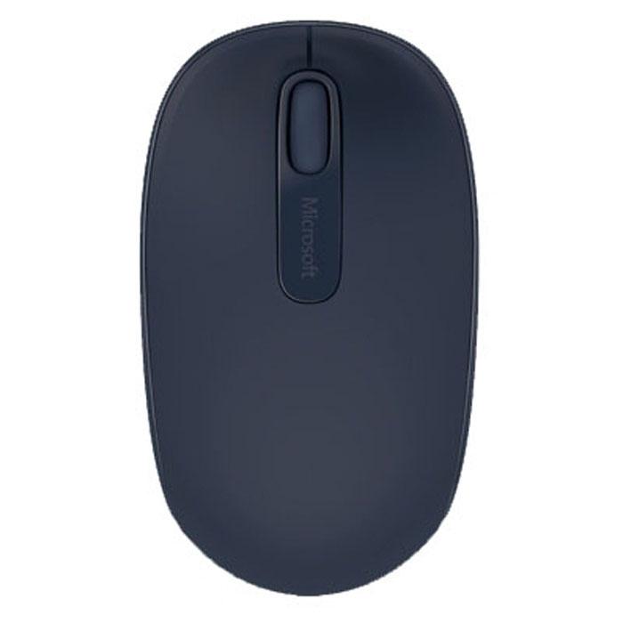 Microsoft Wireless Mobile Mouse 1850, Blue мышь (U7Z-00014)U7Z-00014Мышь Wireless Mobile Mouse 1850 была создана для мобильного образа жизни. Она оснащена беспроводной связью и встроенным отделением приемопередатчика для обеспечения беспрецедентной мобильности. Ее удобно использовать в любой из рук, она обладает колесом прокрутки, которое обеспечивает легкую навигацию. Эта эргономичная мышь - идеальное устройство для современного пользователя стационарных и мобильных компьютеров.