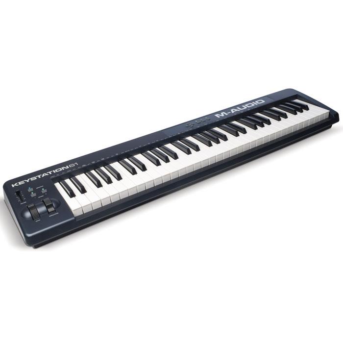 M-Audio Keystation 61 II midi-клавиатура KEY STATION 61II