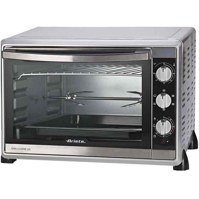 Ariete 975 мини-печь71222975Ariete 975 идеально подходит для приготовления любых типов продуктов. Она оснащена таймером на 120 минут и регулятором температуры до 230°С. Печь оборудована вентилятором для комбинированного приготовления пищи и имеет 4 режима приготовления.