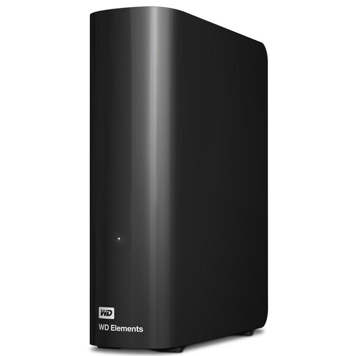 WD Elements Desktop 3TB (WDBWLG0030HBK-EESN) внешний жесткий диск