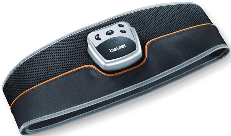 Миостимулятор для пресса Beurer EM351092054Тренажер для мышц живота. Миостимулятор генерирует мягкие электрические импульсы, которые передает через кожу мышцам. Электрическая стимуляция мышц уже давно используется в фитнесе для тренировки мышц и достижения стройного и красивого тела. Стимулятор мышц Beurer EM35 позволит без особых усилий придать своей фигуре стройности и подтянутости, и подкачать пресс. Электромиостимулятор, который работает по принципу электрической стимуляции мышц, мягко генерирует электрические импульсы, которые передаются мышцам через кожу. Мышцы, воспринимающие электрические импульсы, как естественную активацию нервными импульсами, сокращаются и расслабляются, так же, как и при активной тренировке. Стимулятор Beurer EM35 оснащен четырьмя электродами, для которых не требуется контактный гель или запасные электроды. Области применения: Разогрев мускулатуры Улучшение рельефа мускулатуры Укрепление мышц и кожи Расслабление мышц ...