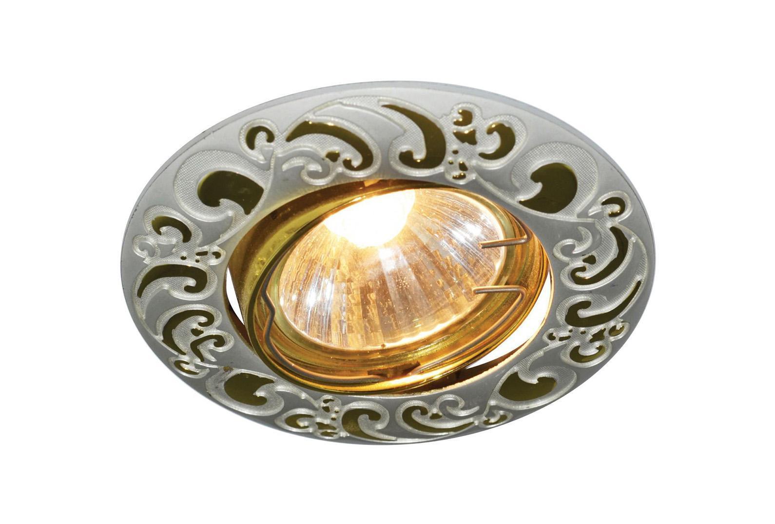 A5108PL-3WG WOOD Встраиваемый светильникA5108PL-3WG3x50W; патроны в комплекте GU10 и G5.3 Материал: Арматура: Металл, литьеРазмер: 92x92x22Цвет: Бело-золотой