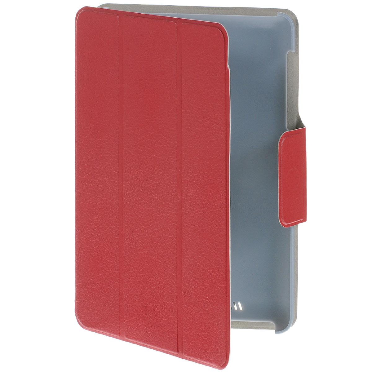 IT Baggage Hard case чехол для Asus Nexus 7, RedITASNX703-3IT BAGGAGE Чехол для планшета ASUS NEXUS 7 Hard case искус. кожа красный 3 мес
