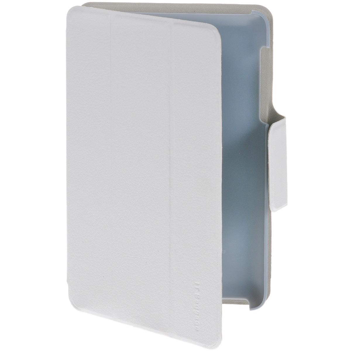 IT Baggage Hard case чехол для Asus Nexus 7, WhiteITASNX703-0Чехол IT Baggage Hard case для Asus Nexus 7 обладает наибольшей прочностью, что обеспечит наибольшую защиту вашего планшета от повреждений. Чехол бережно и надежно защитит Ваш любимый планшет от пыли, грязи, царапин и других повреждений, оставив при этом свободный доступ ко всем разъемам устройства. Имеется возможность использования в виде настольной подставки.