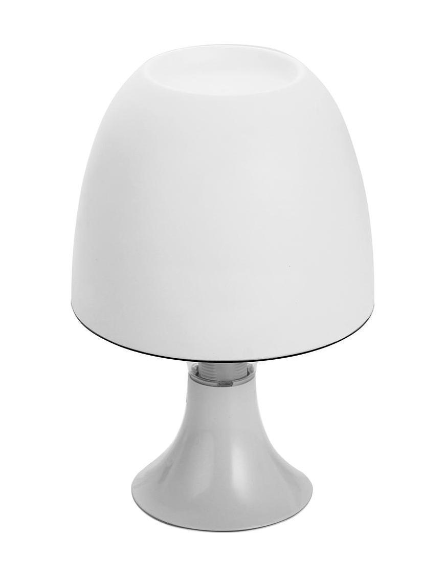 Светильник- ночник KT002A белыйKT002AУльтра Лайт KT002A это настольный ночник, выполненный из термостойкого пластика. В светильнике используется энергосберегающая лампа 9 Ватт. Продуманная конструкция ночника обеспечивает комфорт и удобство использования. Данный ночник создаст притягательную атмосферу необыкновенного уют