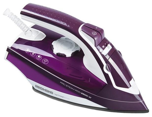 Redmond RI-C224, Purple утюг redmond ri c244 yellow утюг