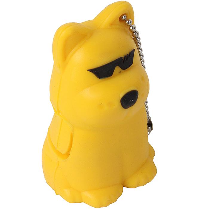 Iconik Собака 8GB USB-накопительRB-DOGY-8GBИнтересный, забавный, а, главное, функциональный сувенир, Iconik Собака послужит замечательным подарком для коллег и друзей, ценящих юмор. Подарит заряд хорошего настроения, а так же, возможно, послужит хорошим началом коллекции необычных флешек. Резиновый корпус надежно защищает устройство от брызг и физических воздействий.