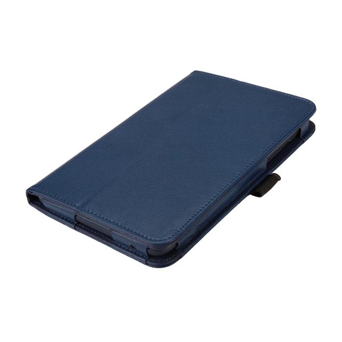 IT Baggage чехол для Lenovo Tab 7 A7-50 (A3500), BlueITLNA3502-4Чехол IT Baggage для Lenovo Tab 7 A7-50 (A3500) - это стильный и лаконичный аксессуар, позволяющий сохранить планшет в идеальном состоянии. Надежно удерживая технику, обложка защищает корпус и дисплей от появления царапин, налипания пыли. Также чехол IT Baggage для Lenovo Tab 7 A7-50 (A3500) можно использовать как подставку для чтения или просмотра фильмов. Имеет свободный доступ ко всем разъемам устройства.