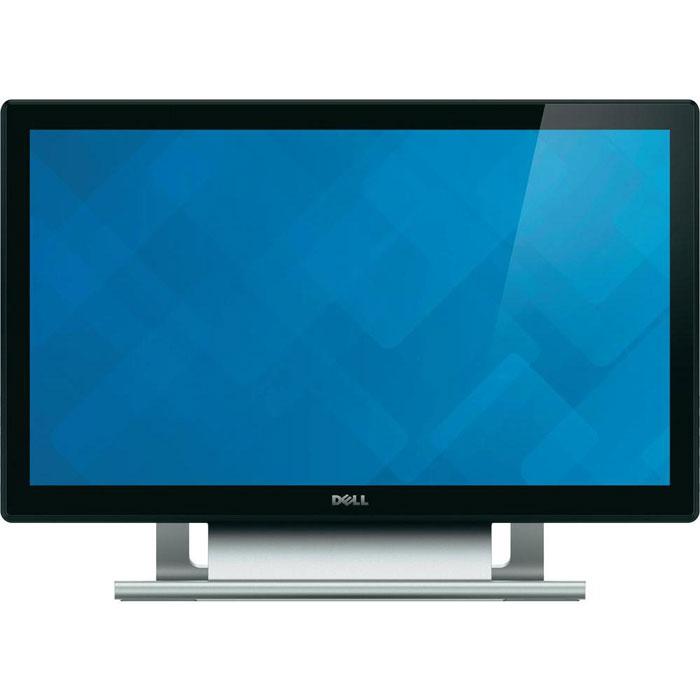 Dell S2240T Touch монитор2240-7766Сенсорный монитор Dell с диагональю 54,6 см (21,5 дюйма) и отслеживанием 10 точек касания обеспечивает великолепную четкость изображения и удобство использования в сочетании c качественной эффективной конструкцией. Созданный для поддержки совместной работы и повышения производительности 21,5-дюймовый сенсорный монитор Dell предлагает пользователям высокий уровень приспособленности для работы, учебы и развлечений. Эргономичная подставка: Плавно пододвигайте дисплей к себе, свободно касайтесь и печатайте, регулируйте угол наклона монитора до 60°. Хорошо подходит для учебных аудиторий, домашних офисов, клиник, а также других профессиональных применений. Совместимость со стандартом VESA: Вы можете смонтировать монитор на стене или установить его на кронштейне Dell Single Monitor Arm, чтобы наслаждаться еще более широкими возможностями просмотра. Встроенные возможности подключения: Порты HDMI, DVI и VGA...