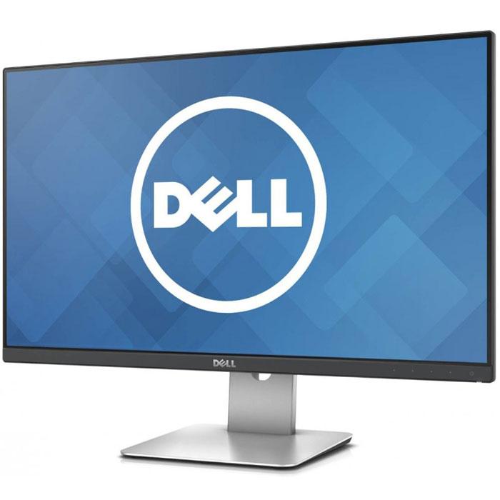 Dell S2415H, Black монитор2415-0890Расширьте возможности своего домашнего ПК за счет потрясающих мультимедийных и развлекательных функций с монитором Dell S2415H. Кристально-четкие изображения. Усилитель звука, а также просмотр на широкоэкранном мониторе практически без рамки — идеальное решение для любого домашнего интерьера. Больше реализма. Больше удовольствия: Сверхширокий (178°/178°) угол обзора и четкий экран с диагональю 23,8 дюйма с разрешением Full HD 1920 x 1080. Долой рамки: Подключите несколько мониторов со сверхтонкой рамкой размером 6,05 мм и создайте из них большой домашний дисплей. Стабильная, точная цветопередача: Просматривайте мультимедийные файлы с сохранением четкости и ясности при цветовой гамме 85%,обеспечивающей визуальную насыщенностью Отличный звук: Оцените четкое полноценное звучание монитора, оснащенного двумя динамиками мощностью 3 Вт. Кроме того, с помощью портов HDMI (MHL) вы можете слушать музыку со своего...