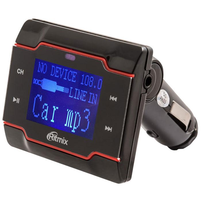 Ritmix FMT-A760 FM-трансмиттер