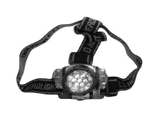 Налобный фонарь FIT 6774367743Фонарик на голову FIT используется в походе, на рыбалке или во время велосипедной прогулки. Удобен в обращении, так как он крепится на голову, а значит, руки остаются свободными. Для работы требуется три батарейки типа ААА. Работает в нескольких режимах, постоянного и мигающего света. Изготовлен из ударопрочного пластика и резинового крепления.