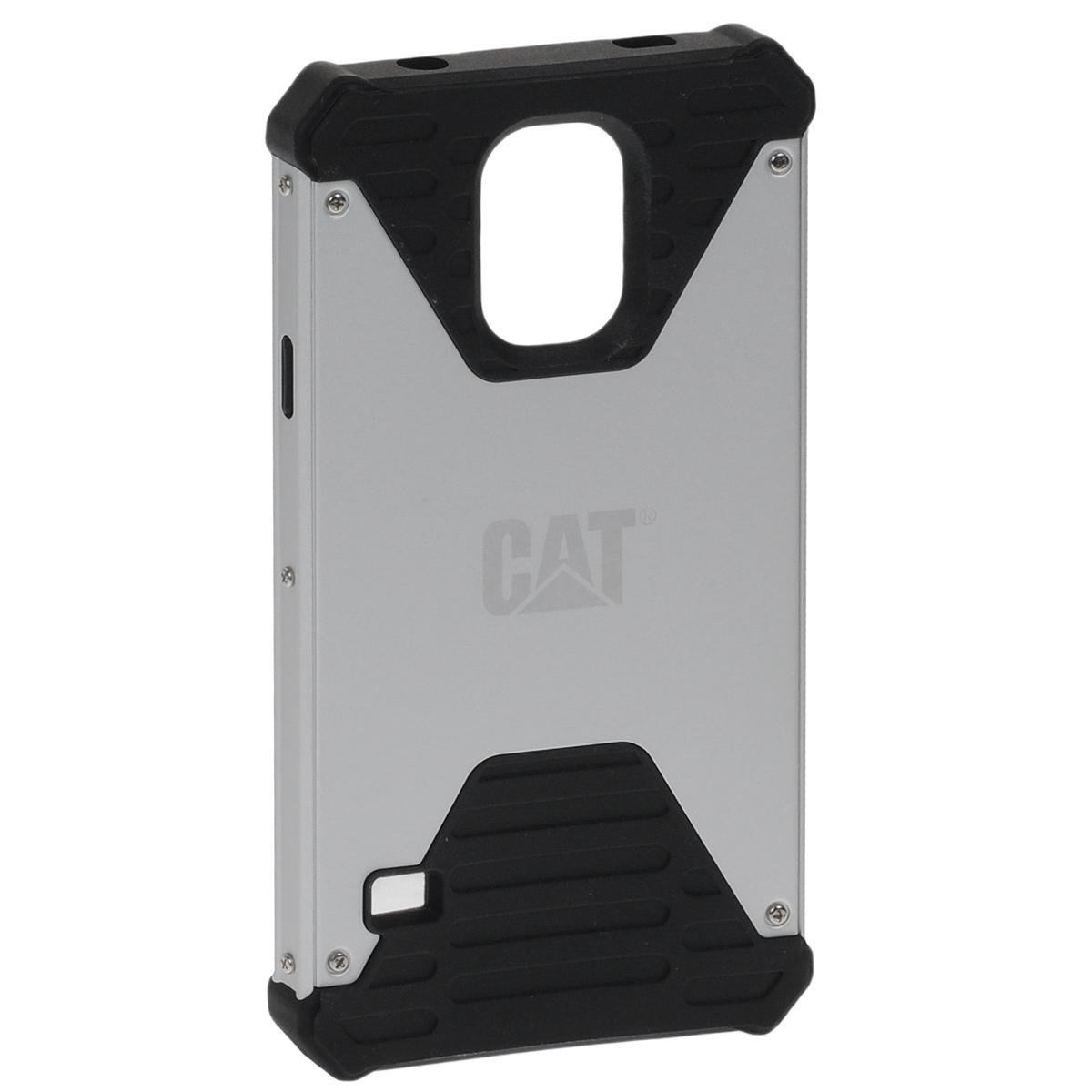 Caterpillar Active Signature противоударный чехол для Samsung Galaxy S5CSCA-BLSI-GS5-0A3Особо прочный чехол Caterpillar Active Signature для Samsung Galaxy S5, изготовленный из ударопрочного материала SAIF и имеет заднюю панель из анодированного алюминия. Изделие включает защитную пленку из термополиуретана, обеспечивая защиту вашего телефона со всех сторон. SAIF - активный материал, отличающийся повышенной эффективностью при поглощении ударов и защите от ударных воздействий! Ударопрочный чехол поможет защитить ваш телефон при падении с высоты до 1,8 метра. Чехол изготовлен из материала SAIF, который используется для производства средств индивидуальной защиты мотоциклистов. Линейка особо прочных чехлов Active отвечает требованиям современного стремительного ритма жизни, подтверждая репутацию компании Caterpillar как поставщика надежных и высококачественных изделий.