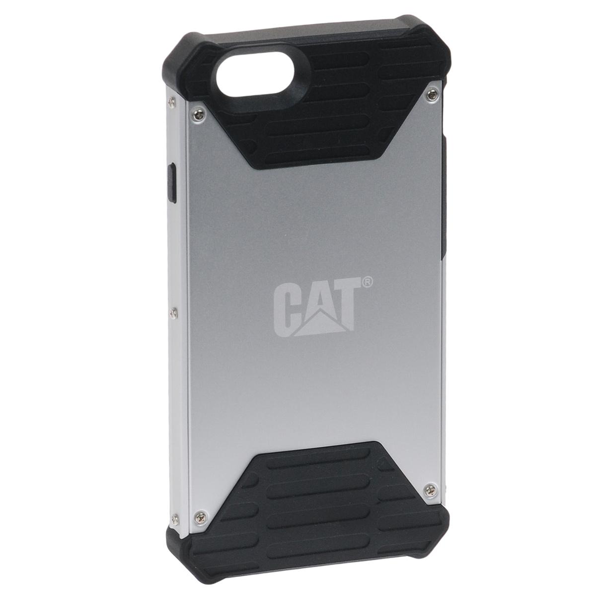 Caterpillar Active Signature противоударный чехол для iPhone 6CSCA-BLSI-I6S-0DWОсобо прочный чехол Caterpillar Active Signature для iPhone 6, изготовленный из ударопрочного материала SAIF и имеет заднюю панель из анодированного алюминия. Изделие включает защитную пленку из термополиуретана, обеспечивая защиту вашего телефона со всех сторон. SAIF - активный материал, отличающийся повышенной эффективностью при поглощении ударов и защите от ударных воздействий! Ударопрочный чехол поможет защитить ваш телефон при падении с высоты до 1,8 метра. Чехол изготовлен из материала SAIF, который используется для производства средств индивидуальной защиты мотоциклистов. Линейка особо прочных чехлов Active отвечает требованиям современного стремительного ритма жизни, подтверждая репутацию компании Caterpillar как поставщика надежных и высококачественных изделий.