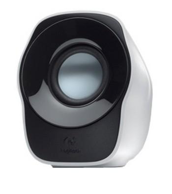 Logitech Z-120, White Black (980-000513)980-000513Стильные и компактные колонки не только позволят Вам наслаждаться звуком высокого качества, но и украсят Ваш рабочий стол. Колонки можно подключить к любому аудиоустройству со стандартным разъемом 3,5 мм, такому как выход для наушников у вашего MP3-проигрывателя. Они обеспечивают богатое звучание и не занимают много места на столе.