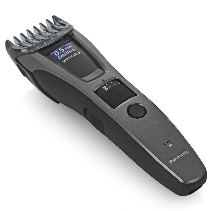 Panasonic ER-GB60-K520 триммерER-GB60-K520Выбирая нужную насадку, вы можете с легкостью подравнять бороду или усы, подстричь волосы на голове или ухаживать за волосами на теле с помощью тримера Panasonic ER-GB60-K520. Идеально подходит для аккуратной стрижки бороды и создания четких линий, ретуширования и подравнивания. Острое лезвие с заточкой 45°: Прочные лезвия из нержавеющей стали с заточкой 45° обеспечивают точное срезание волос. Лезвия с острыми передними краями с легкостью удаляют даже толстые и жесткие волосы. Насадка для стрижки волос: Прикрепите насадку и установите нужную длину. Позволяет с легкостью подровнять волосы за ушами и на затылке. Благодаря настройке длины от 11-20 мм волосы удаляются легко и плавно. Работа от сети или аккумулятора: Подходит для использования как от сети, так и от аккумулятора. Благодаря аккумулятору устройство можно с удобством использовать в ванной комнате или в поездке.